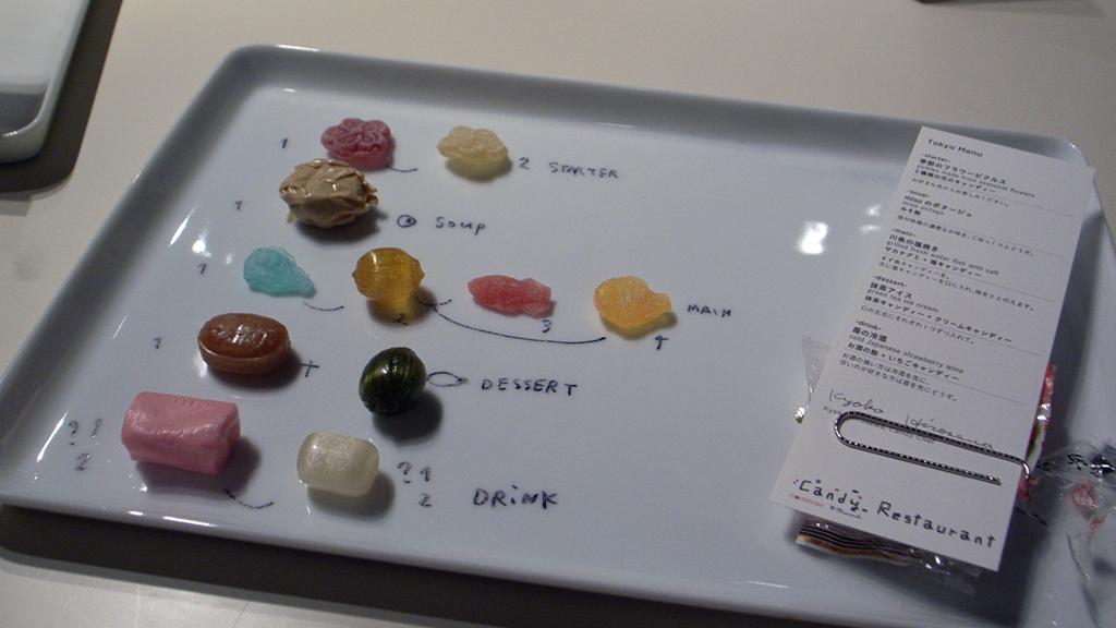 11) Candy_Restaurant